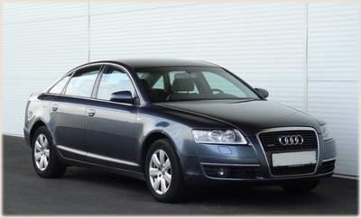 Rent an Audi A6 Quattro