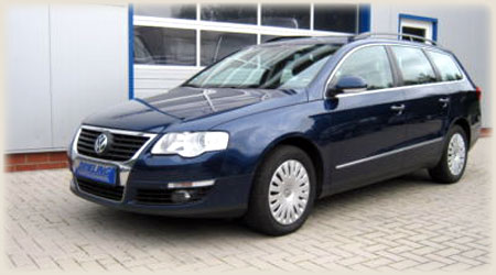 Rent a VW Passat Crom