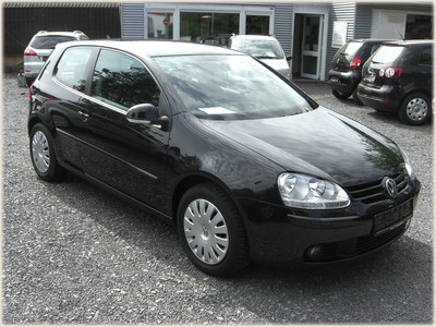 Rent a VW Golf 5